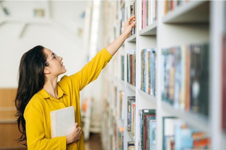Успешное обучение в Германии. Библиотека