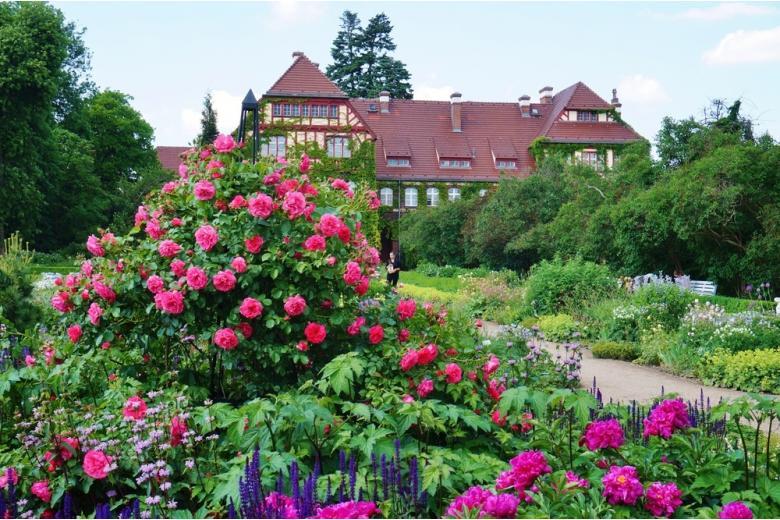 Ботанические сады Германии