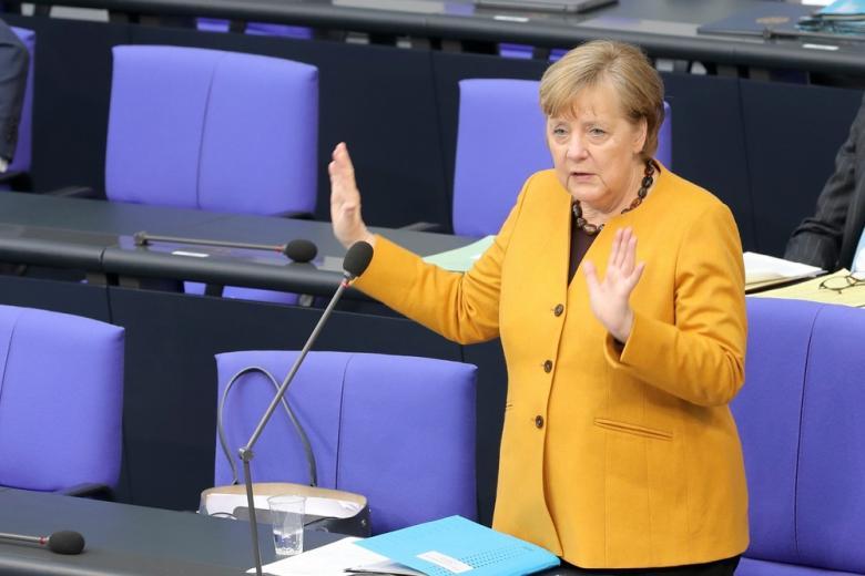 Дания помогла США шпионить за Меркель
