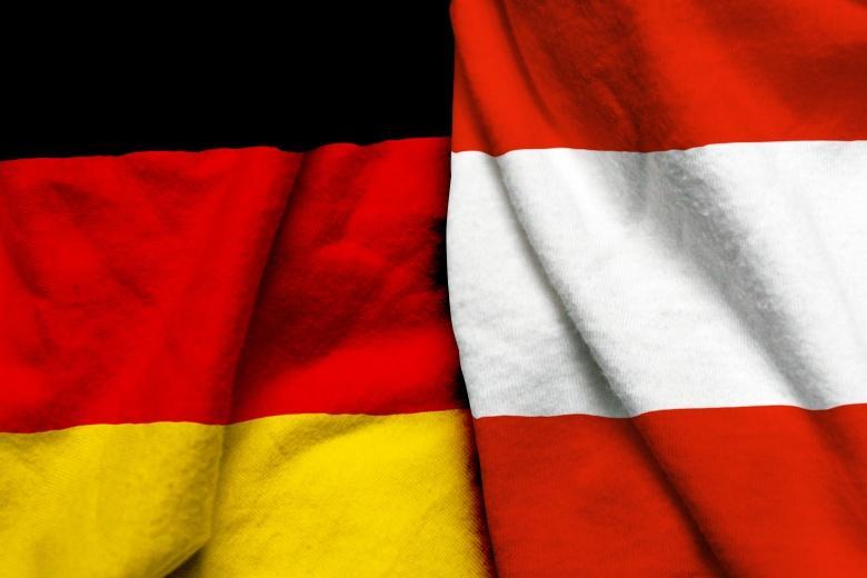 Германия-Австрия Фото: Автор: Aritra Deb / shutterstock.com