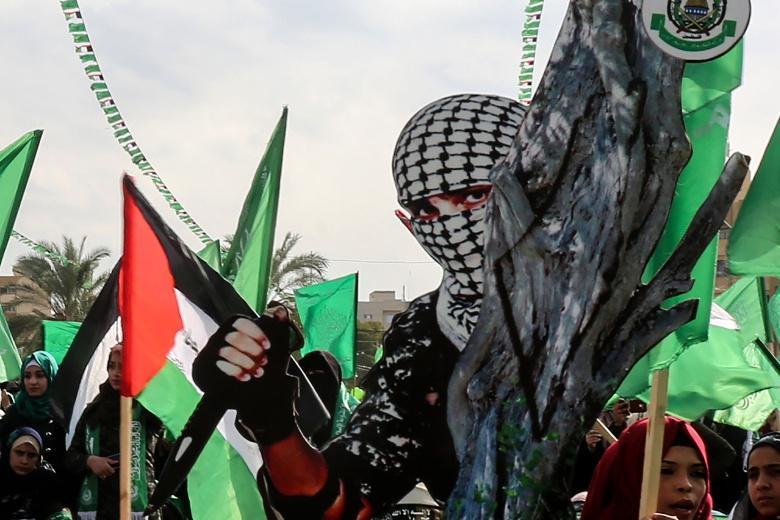 ХАМАС Фото: Автор: Abed Rahim Khatib / shutterstock.com