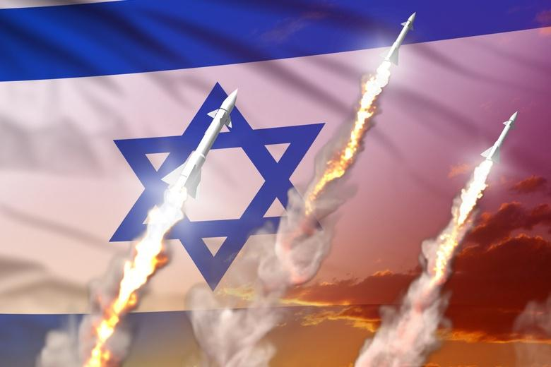 Израиль и сектор Газа Фото: Автор: Anton_Medvedev / shutterstock.com