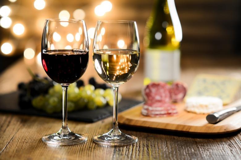 Ледяное вино бывает красным и белым