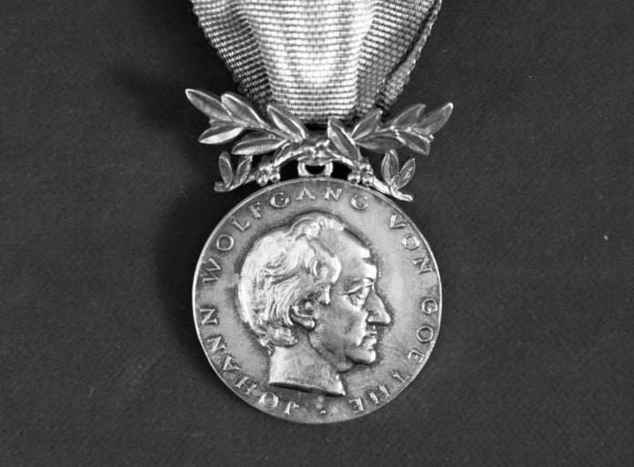 medal-gyote / Фото: Bundesarchiv / Wikipedia