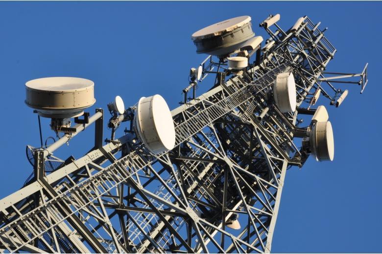 мобильная связь в Германии, вышка