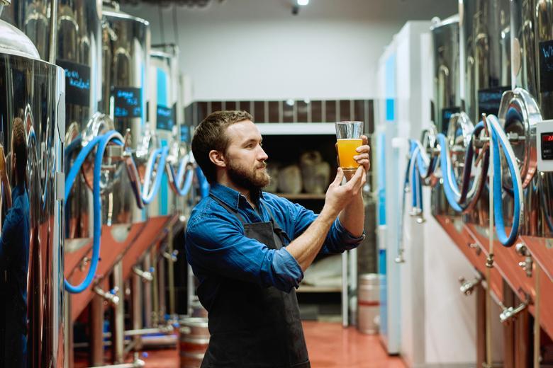 Немецкие пивоварни Фото: Автор: Pressmaster / shutterstock.com