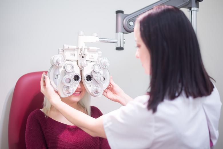 Офтальмология в Германии Foto: Ivlianna/shutterstock.com