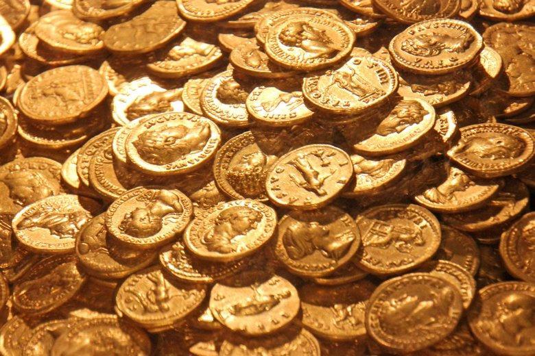 Ограбление золотой сокровищницы Фото: Автор: твитрер-акаунт @OptimoPrincipi