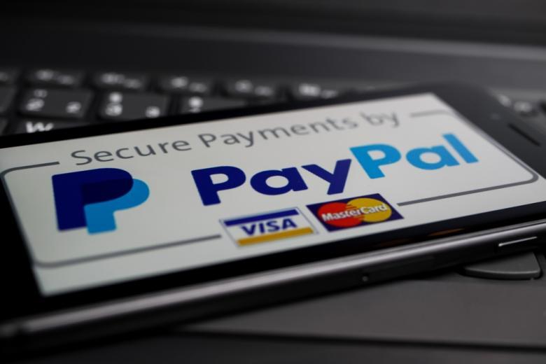 перевод PayPal с мобильного