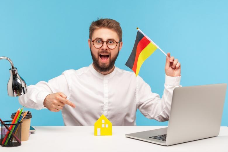 после переезда в Германию Foto: Khosro / shutterstock.com