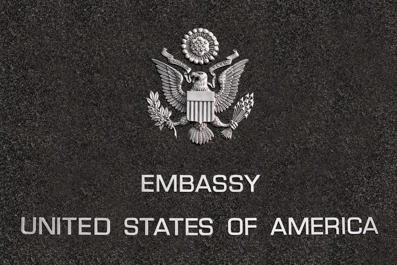 Посольство США работает Фото: Автор: Syda Productions / shutterstock.com