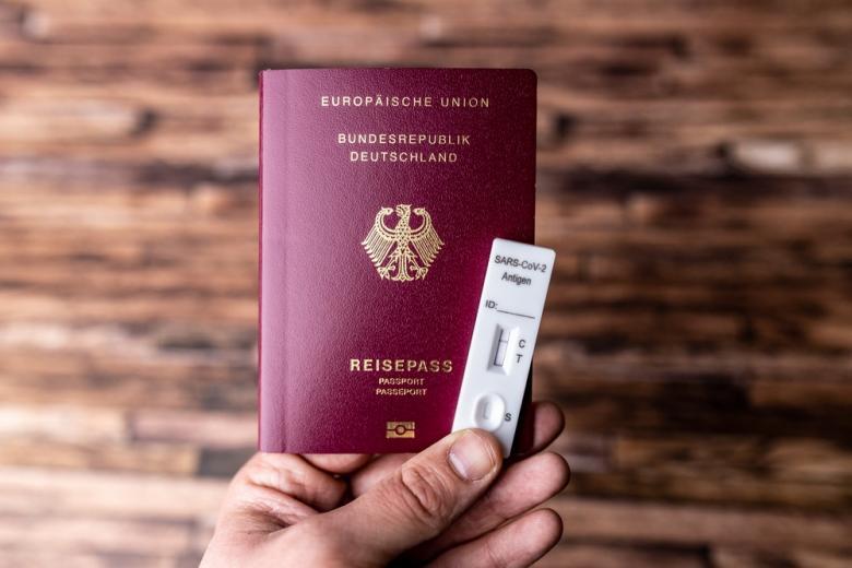 правила въезда в Германию во время пандемии