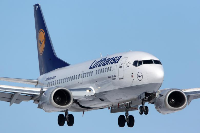 рейсы Lufthansa