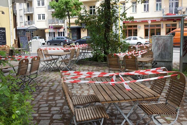 Рестораны в Берлине пока закрыты / Foto: Bokehboo Studios / shutterstock.com