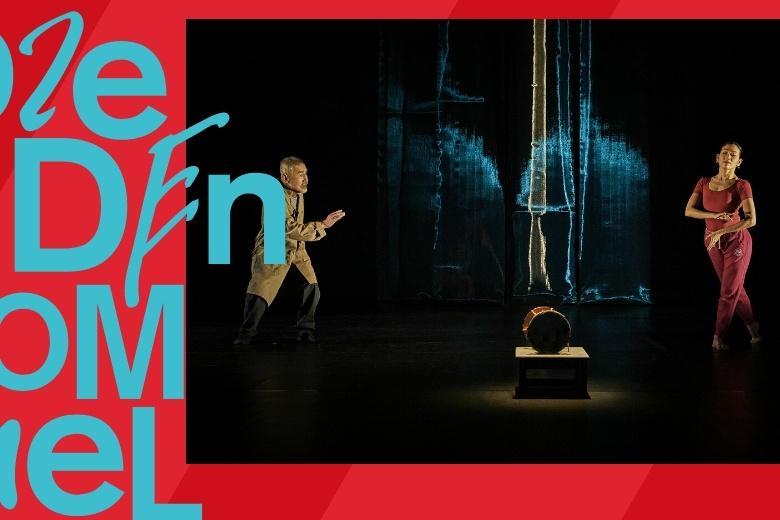 Рурский театральный фестиваль Фото: скриншот официального сайта фестиваля https://www.ruhrfestspiele.de/programm/2021/die-seidentrommel