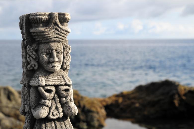 skulptury-majya / Фото: underworld /shutterstock.com