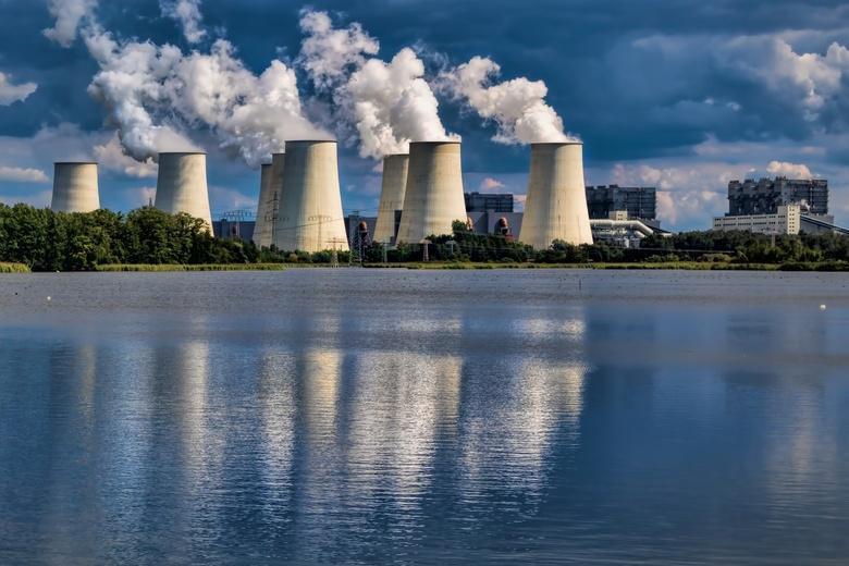 Угольные электростанции Германии Фото: Автор: ArTono / shutterstock.com