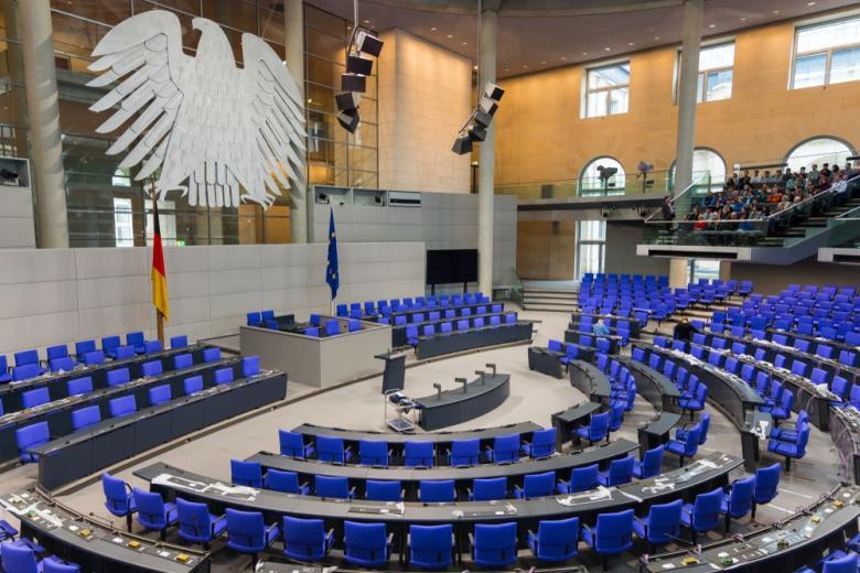 выборы в Германии / Foto: Mirko Kuzmanovic / shutterstock.com