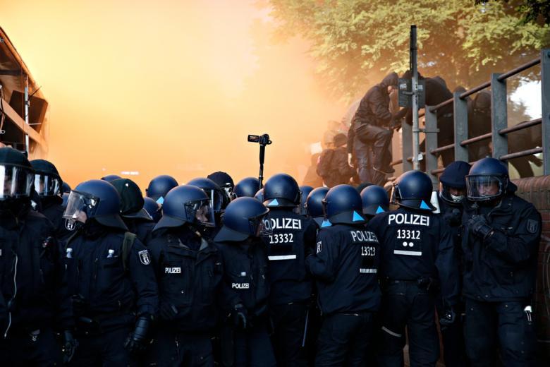 Беспорядки в Аугсбурге / Фото: Alexandros Michailidis / Shutterstock.com
