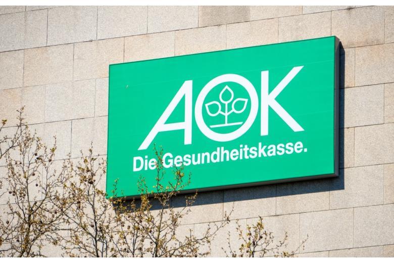 АОК (Allgemeine Ortskrankenkasse) - это одна из самых крупных компаний медицинского страхования в Германии