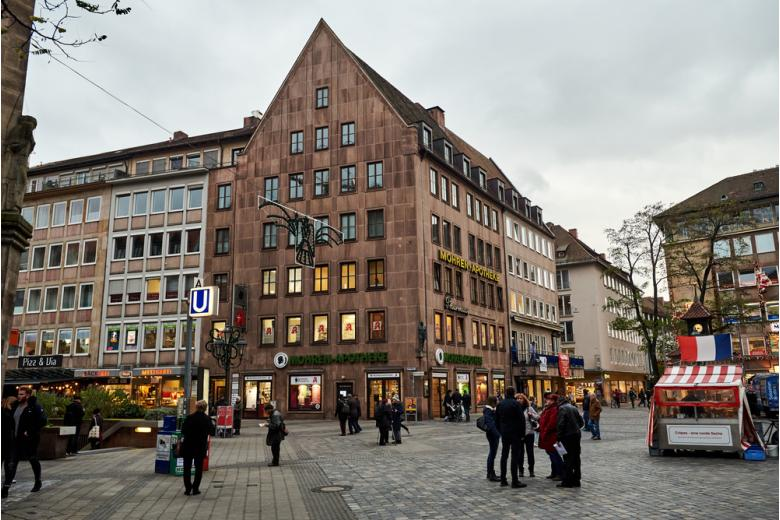 Реалии жизни в городе Нюрнберг