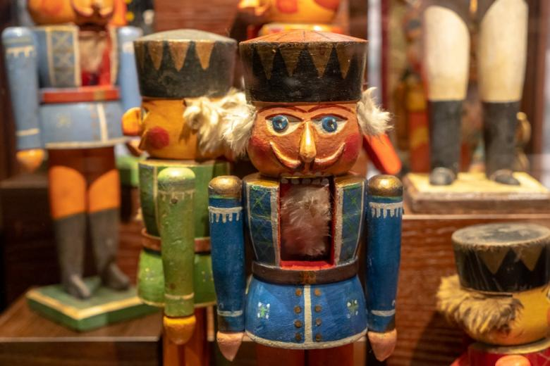 Музей щелкунчиков в Нойхаузене (Nussknackermuseum (Neuhausen))