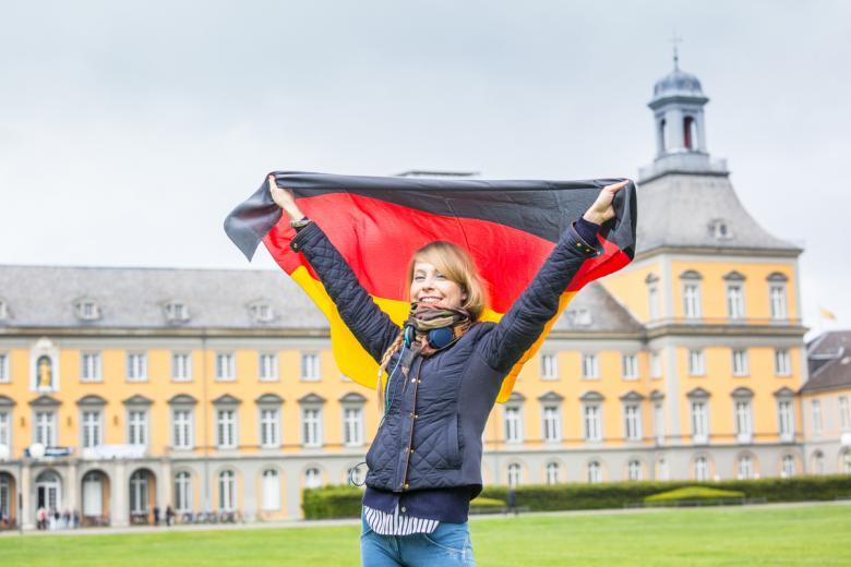 На сегодняшний день государственные и частные вузы Германии предлагают 258 бакалаврских программ на английском языке. Фото: William Perugini / shutterstock.com