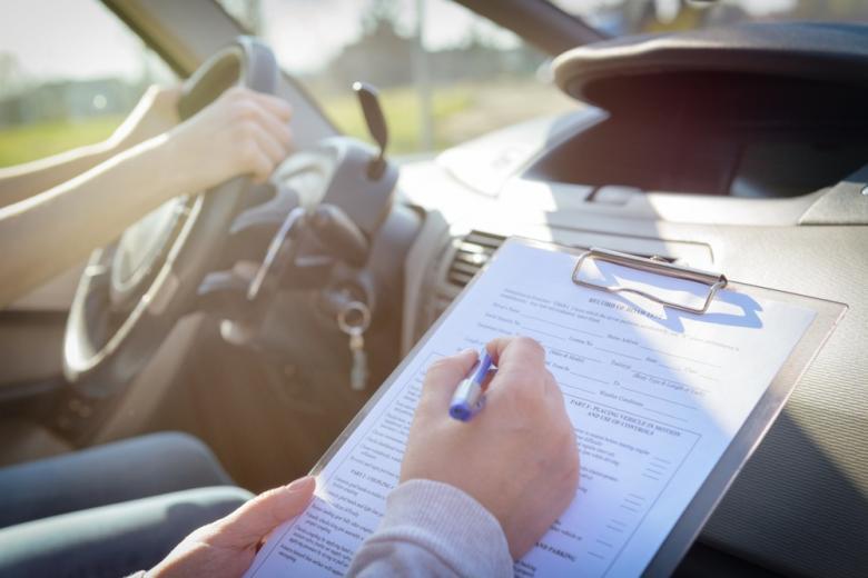 Вопросы на экзамене по вождению в Германии