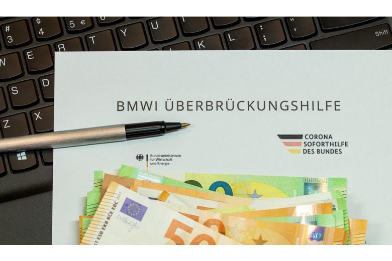 Антикризисная помощь в Германии Überbrückungshilfe