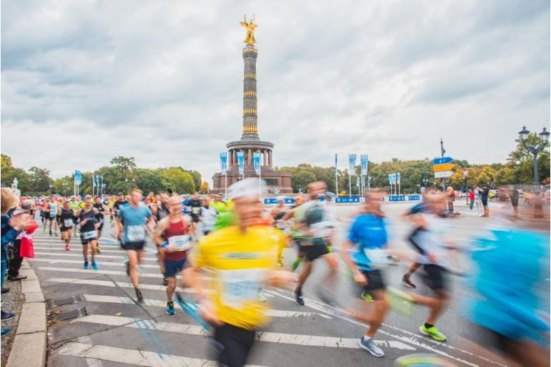 Берлинский марафон в сентябре 2019 года Foto: lucianoxlima/shutterstock.com