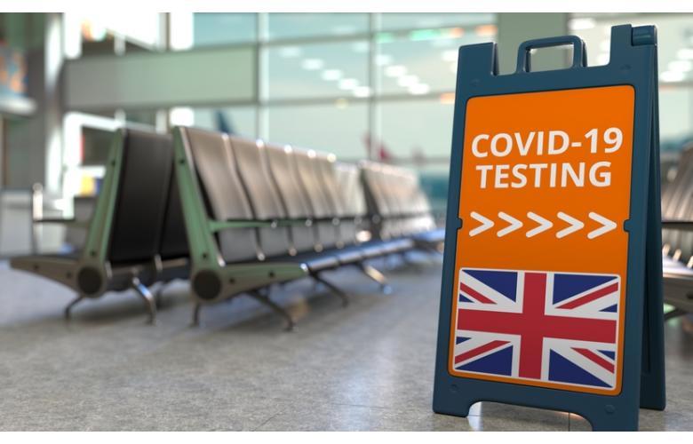 британский COVID вынуждает немецких министров ужесточать правила поездок Фото: Novikov Aleksey/shutterstock.com