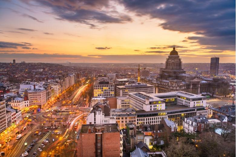 Брюссель, Бельгия. Фото: Sean Pavone / shutterstock.com