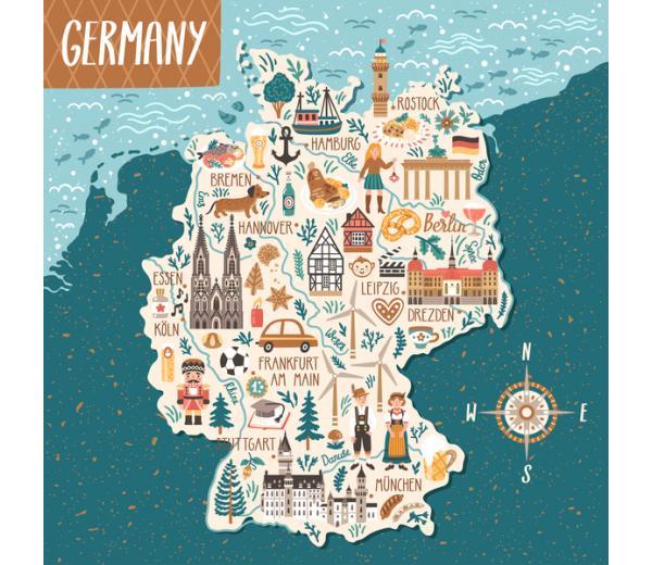 Где лучше всего жить в Германии