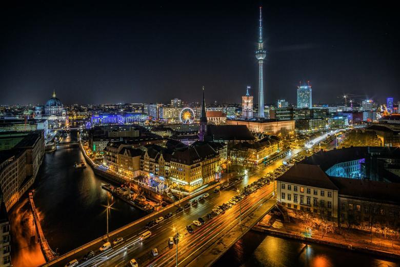 Где лучше жить в Германии – Берлин. Фото: Stefan Widua / Unsplash.com