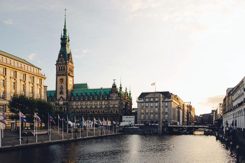 Гамбург. Фото: Moritz Kindler / Unsplash.com