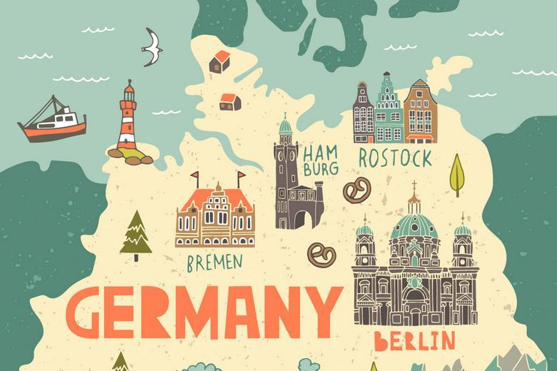 Германия отменяет запрет на поездки Фото: Автор: Stellar_bones / shutterstock.com