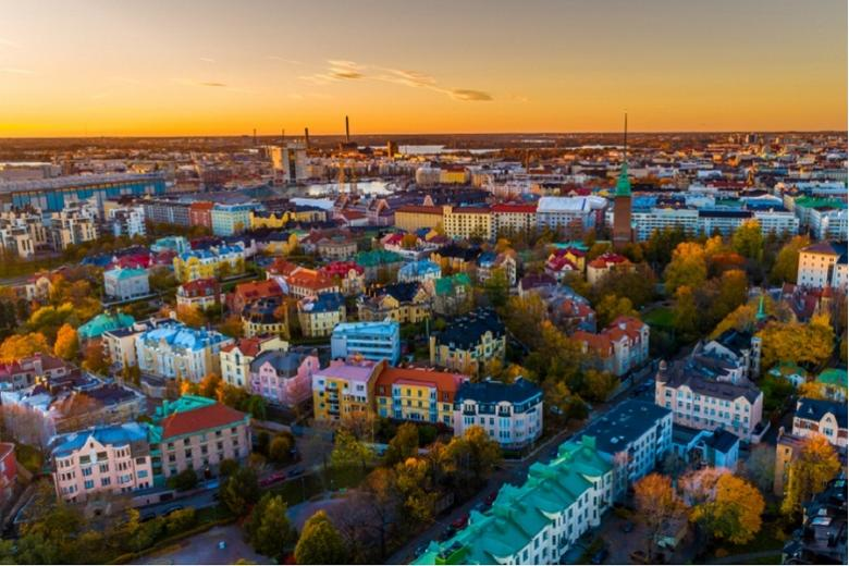 Хельсинки, Финляндия. Фото: Finn stock / shutterstock.com