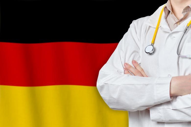 Медицинская страховка в Германии