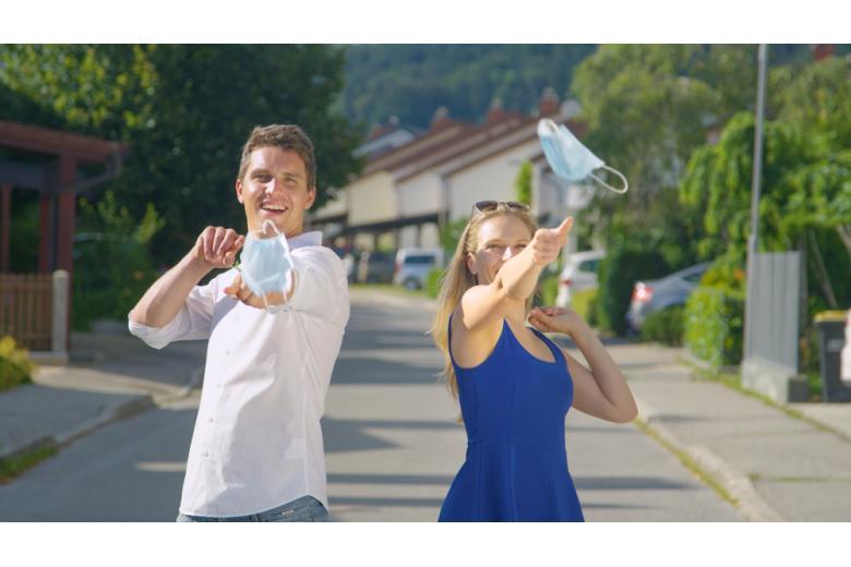 ministr-yusticii-maski / Фото: Flystock / shutterstock.com
