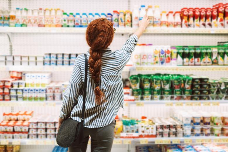Немецкие супермаркеты