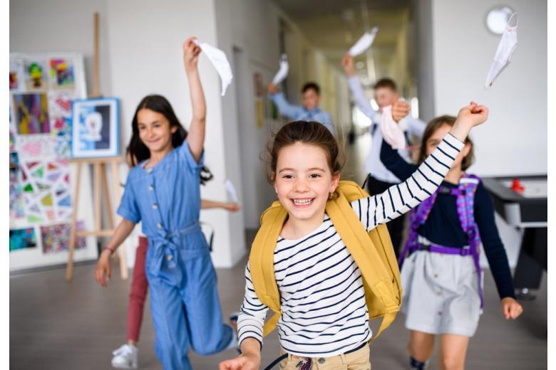 Отмена масочного режима в школах