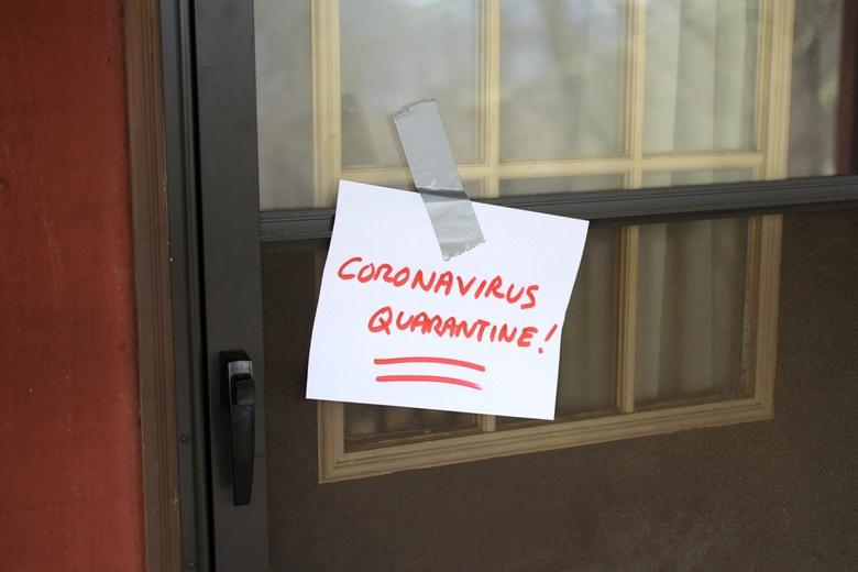 Отменить карантин Фото: Автор: VirtualShutter / shutterstock.com