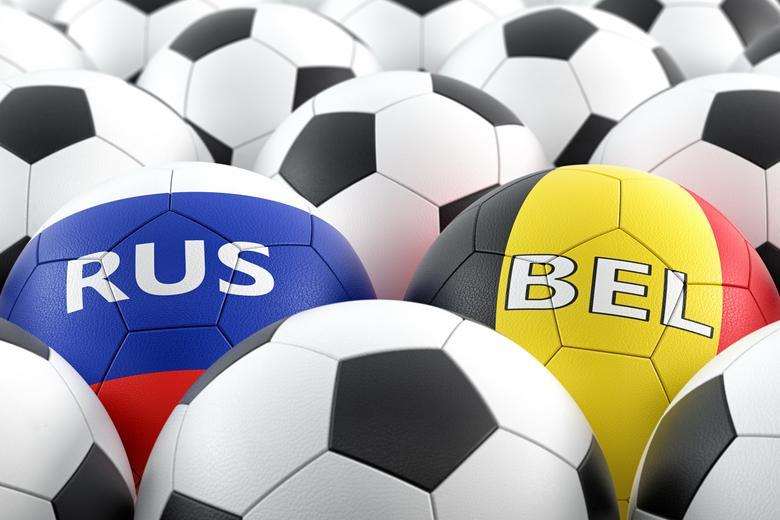 Первый мачт России на Евро-2021 Фото: Автор: Lightboxx / shutterstock.com