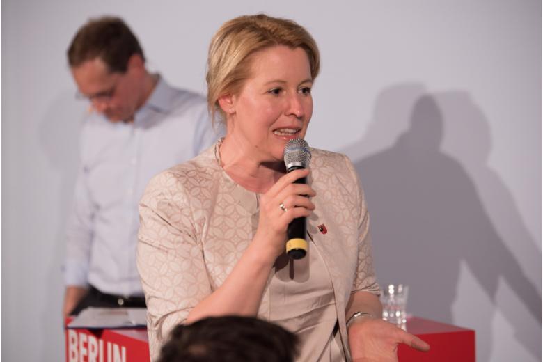 скандал с диссертацией Франциски Гиффай Foto: Foto-berlin.net/shutterstock.com