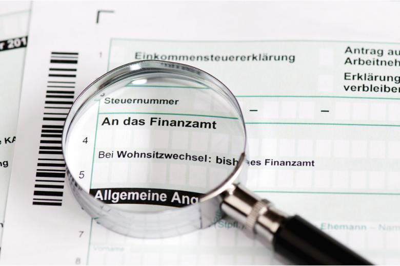Срок подачи налоговой декларации в Германии