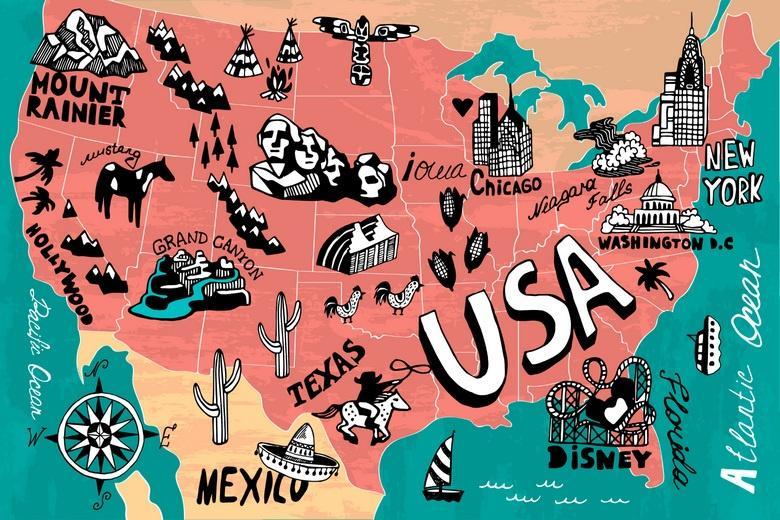 США закрывает границы Фото: Автор: Stellar_bones / shutterstock.com