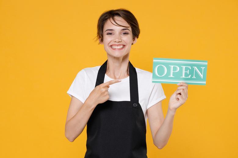 стартап-сеть для женщин Фото: Автор: ViDI Studio / shutterstock.com