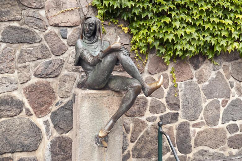Тиль Уленшпигель (Till Eulenspiegel) в Мёльне. Фото: YAYImages