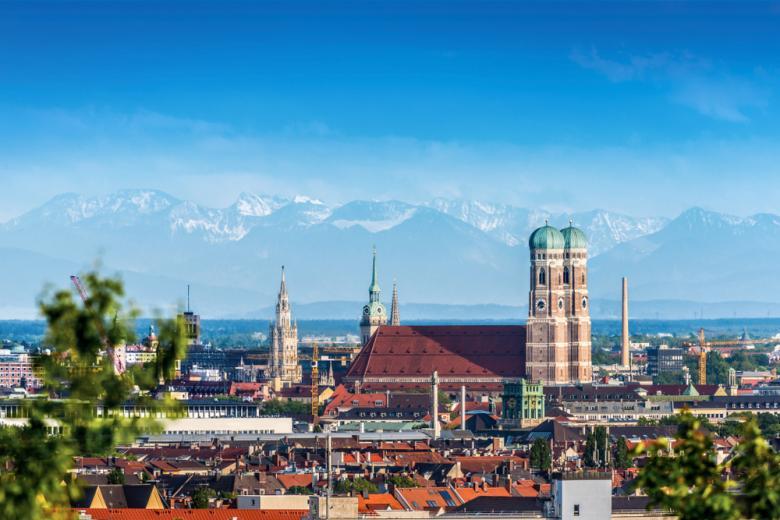 Туризм в Германии, Мюнхен летом