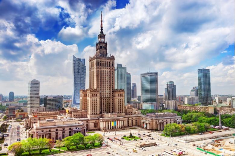 Варшава, Польша. Фото: PHOTOCREO Michal Bednarek / shutterstock.com